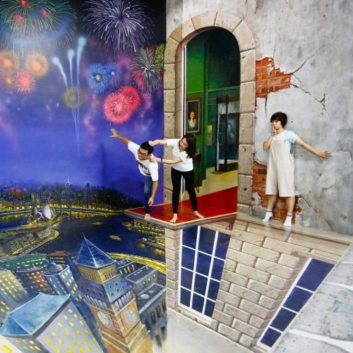 ART IN PARADISE DANANG - BẢO TÀNG 3D ART