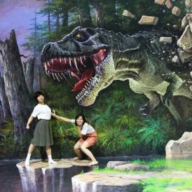 Bảo tàng tranh 3D Art in Paradise Danang