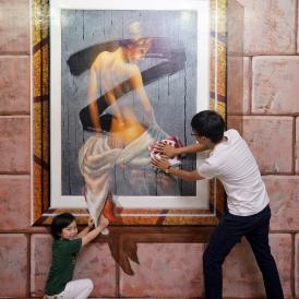 Classic Art Zone - Bảo tàng tranh 3D Art in Paradise Danang