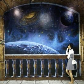 World zone - Bảo tàng tranh 3D Art in Paradise Danang