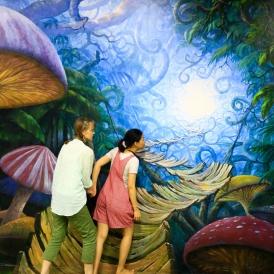 Fantage zone - 3d art museum