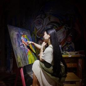 Studio of Youth - Bảo tàng tranh 3D Art in Paradise Danang