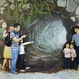 OPTICAL ZONE - Bảo tàng tranh 3D Art in Paradise Danang
